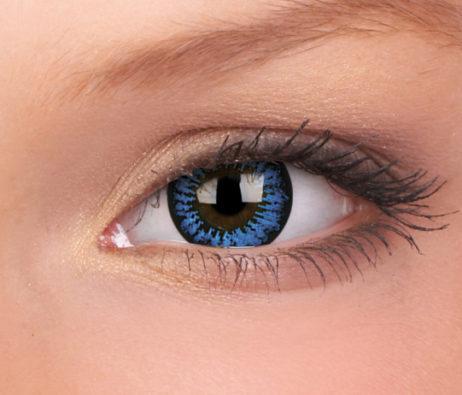 Big Eyes Cool Blue 15mm