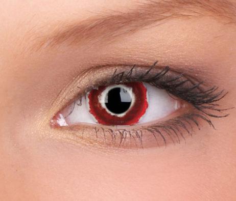 Crazy Lens Hellblazer 3 Months Disposable 14 mm Contact Lens