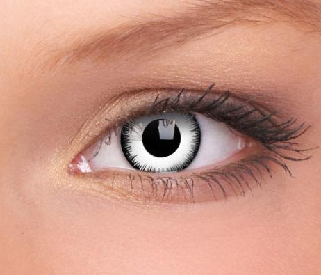 Crazy Lens Lunatic 3 Months Disposable 14 mm Contact Lens