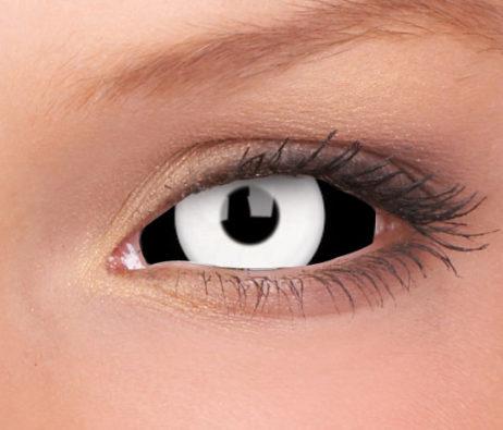 Crazy Lens Medusa 6 Months Disposable 22 mm Contact Lens