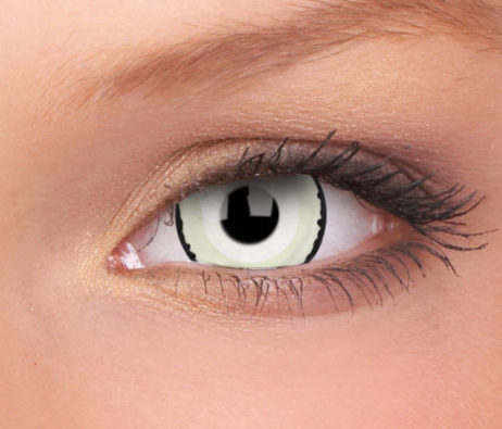 Crazy Lens Venus Yearly Disposable 17 mm Contact Lens