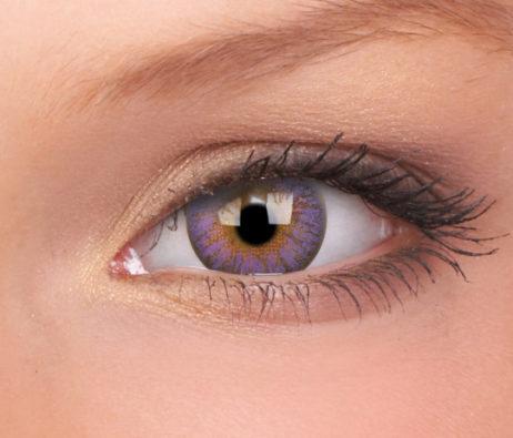 ColourVUE TruBlends Violet Daily Disposable 14.2 mm Contact Lens