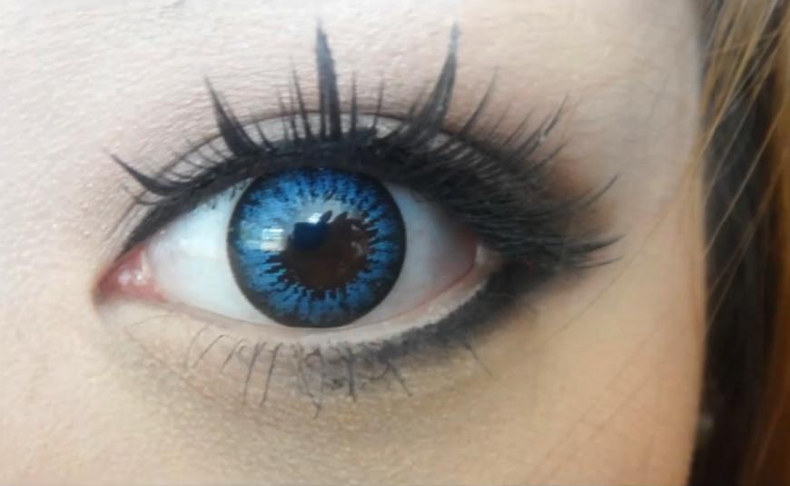 Video Review: ColourVUE Big Eyes Cool Blue 15mm