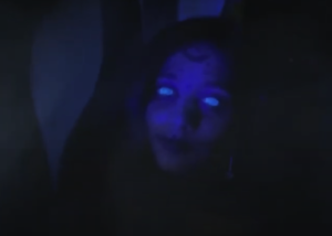 ColourVUE UV glow Contact Lens